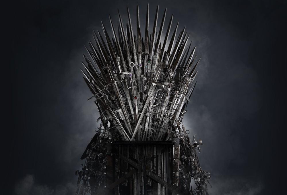Železní trůn Game of Thrones
