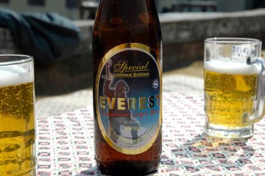 Everst Beer, Nepál