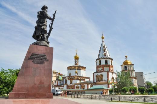 Katedrála Zvěstování v Irkutsku