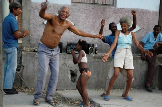 Kuba, ostrov svobody