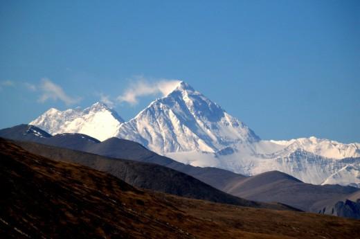 Tibet, Himálaj
