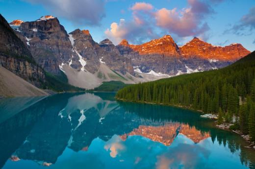 Kanada, Banff