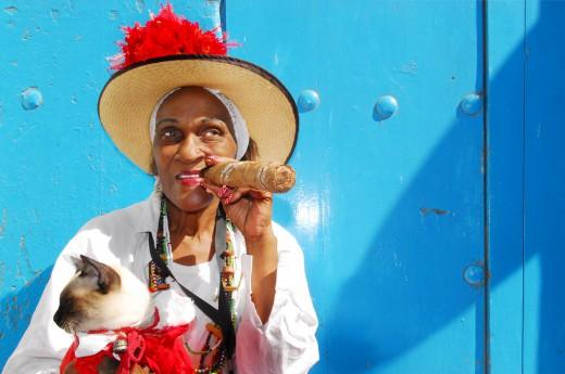 Kuba, Karibská exotika