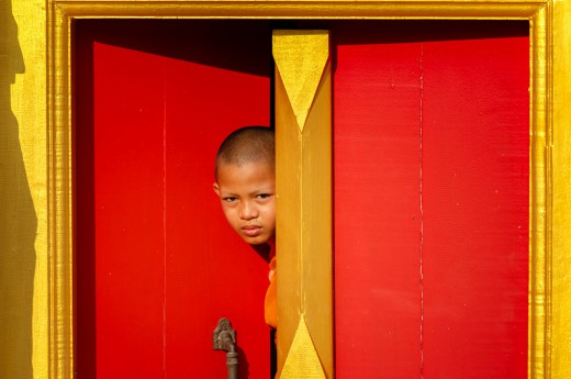 Asie, buddhismus