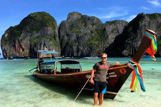 Thajsko, Maya beach