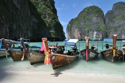 Thajsko, bezpečná exotika