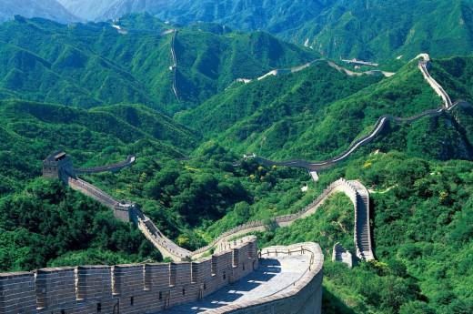 Velká čínska zeď