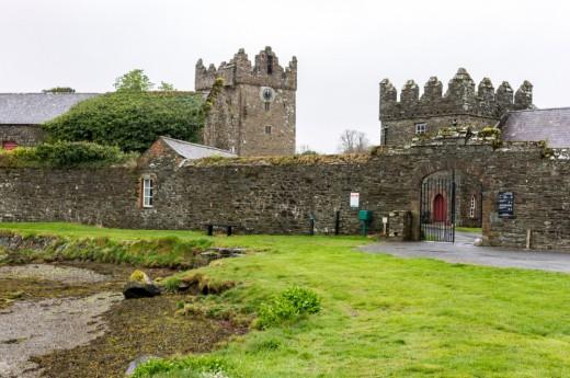 Zámek Ward v Severním Irsku