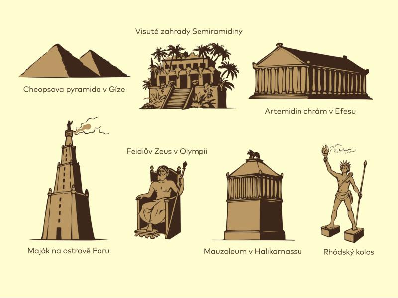 7 divů starověkého světa