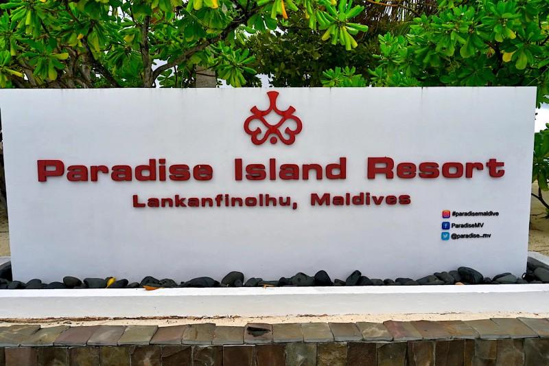 5 * Paradise Island vás přivítá už na molu, kam vás přiveze loď z letiště.