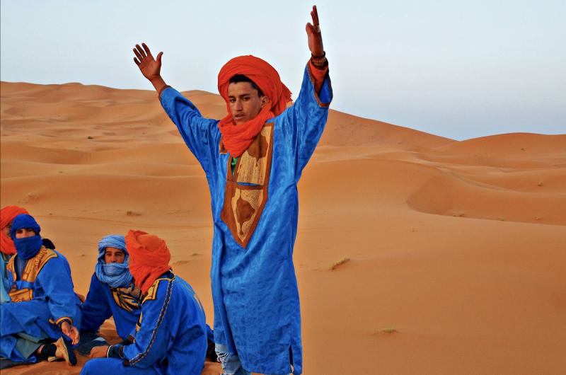 Lidé pouště – Berbeři a Tuaregové