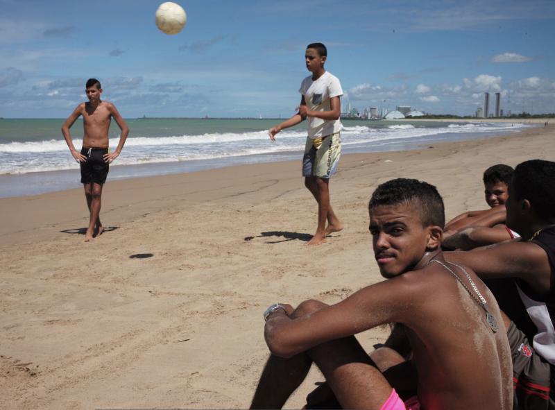 Typická brazilská pohoda