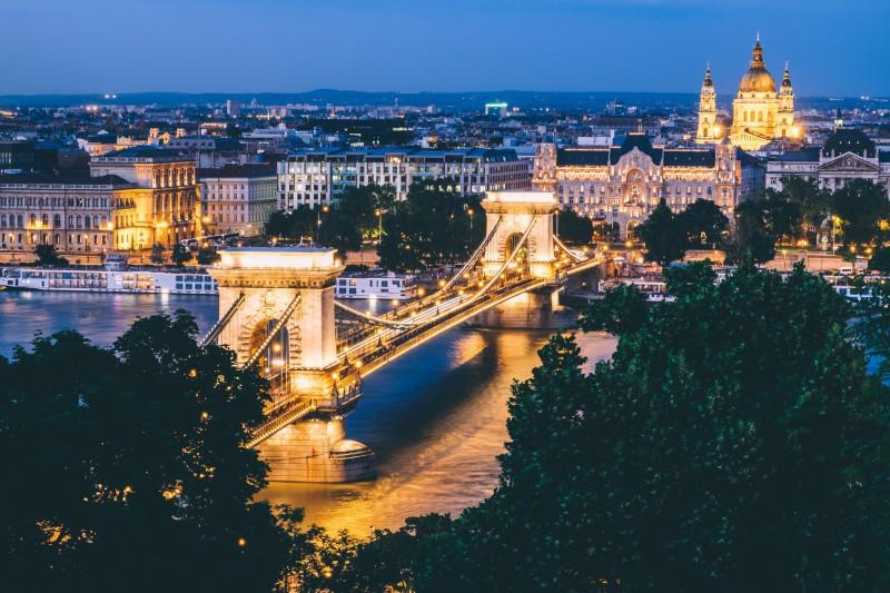 Budapešt, Maďarsko