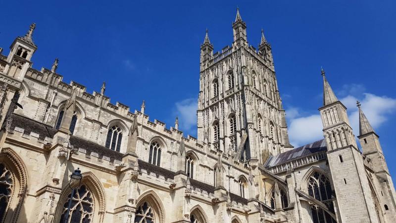 Gloucesterská katedrála
