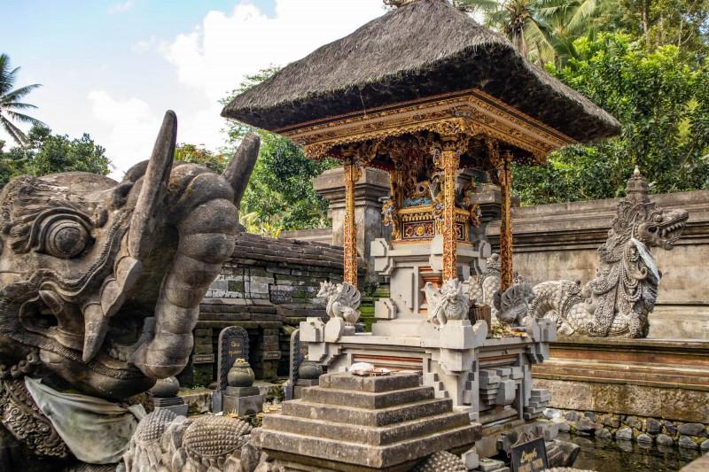 Hinduistický altán