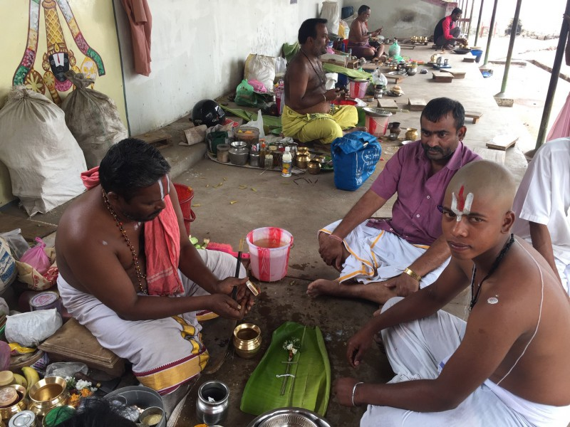 Indické ceremonie