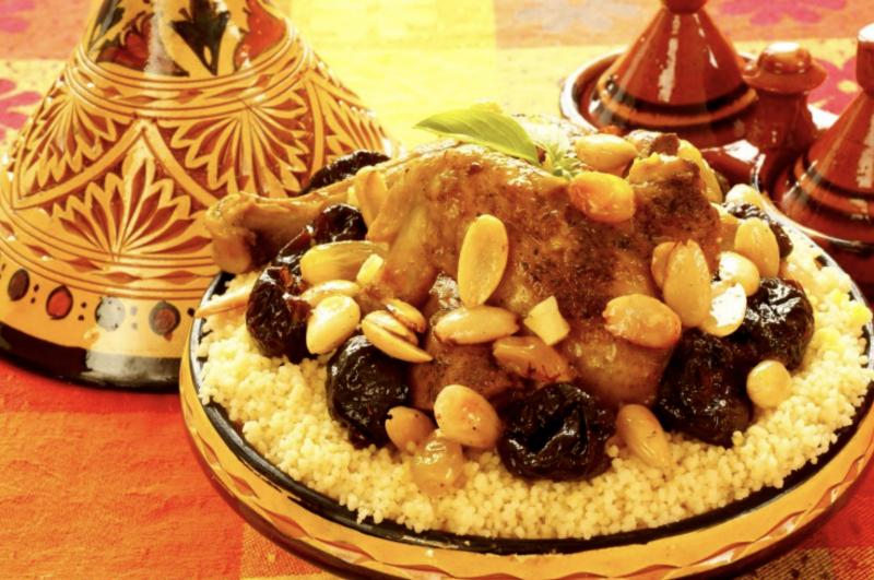 Marocké dobroty