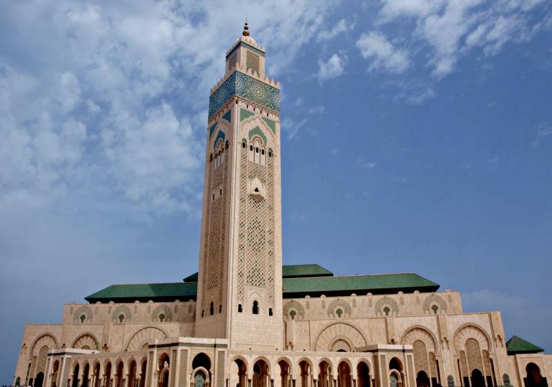 Mešita Hasana II. v Casablance