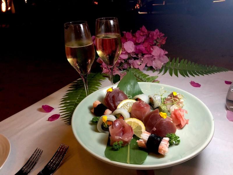 Moderní sashimi