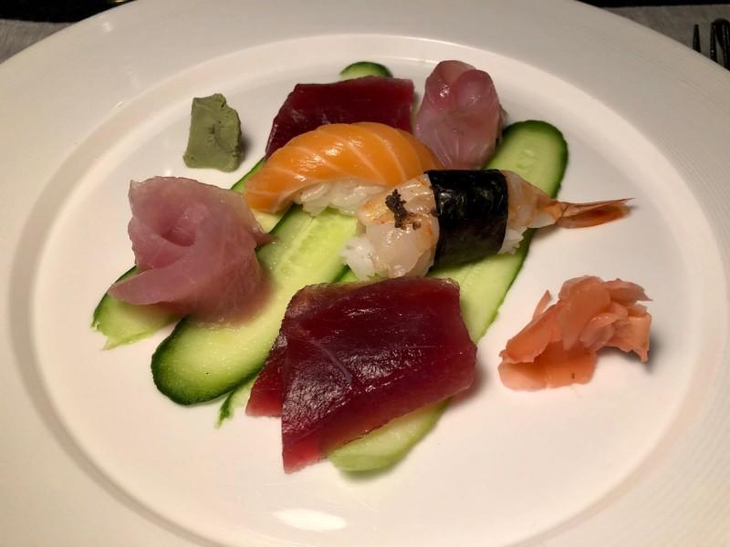 Moderní sushi