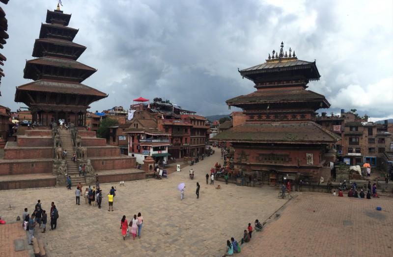 Baktapur v Nepálu
