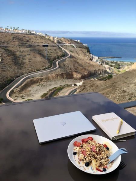 Život digitálního nomáda na ostrově Gran Canaria