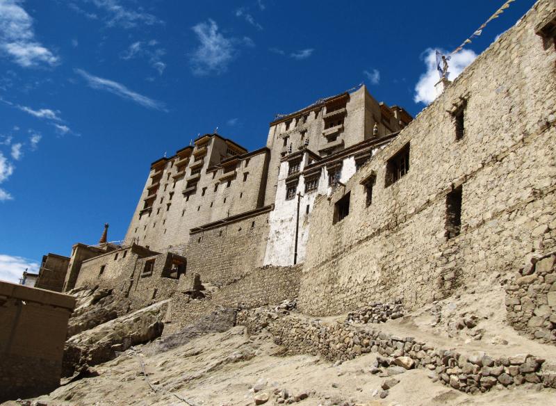 Palác Leh je skvost města ze 17. století