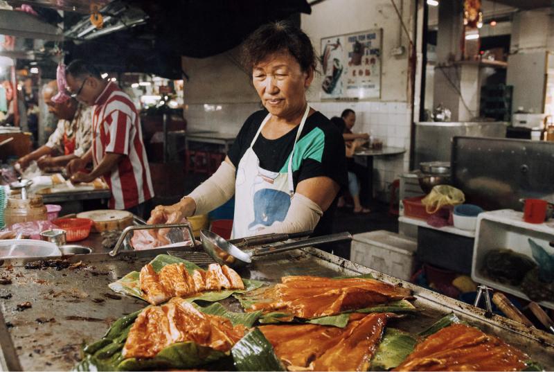 Penangská kuchyně, Malajsie