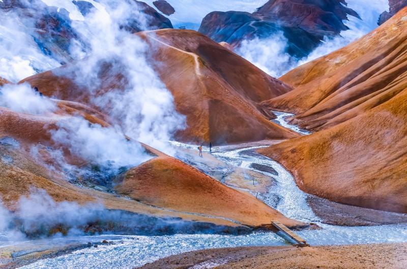 Island - země gejzírů