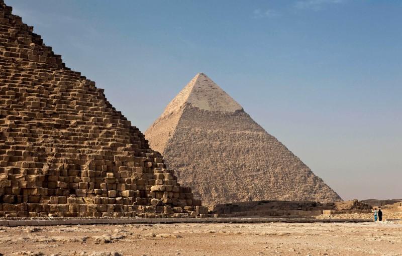 Pyramidy v Gíze