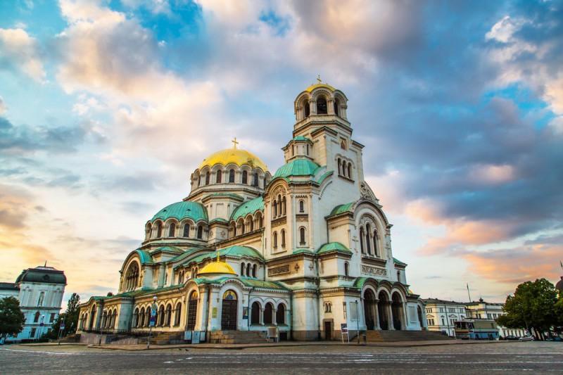 Katedrála svatého Alexandra Něvského v Sofii, Bulharsko