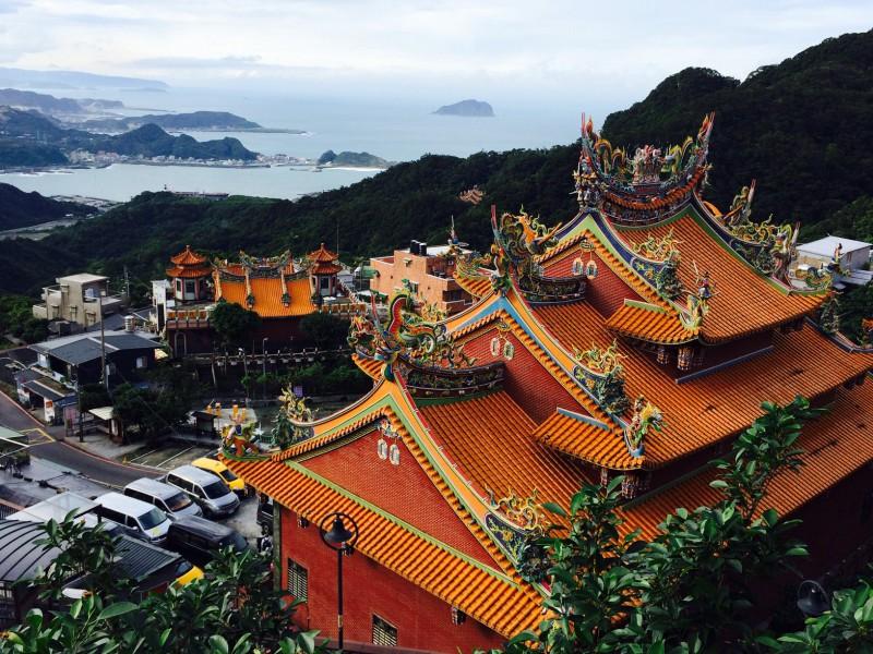 Taiwanské chrámy