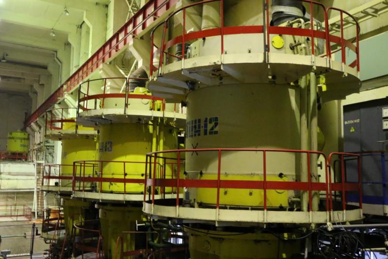 Třetí reaktor v Černobylu