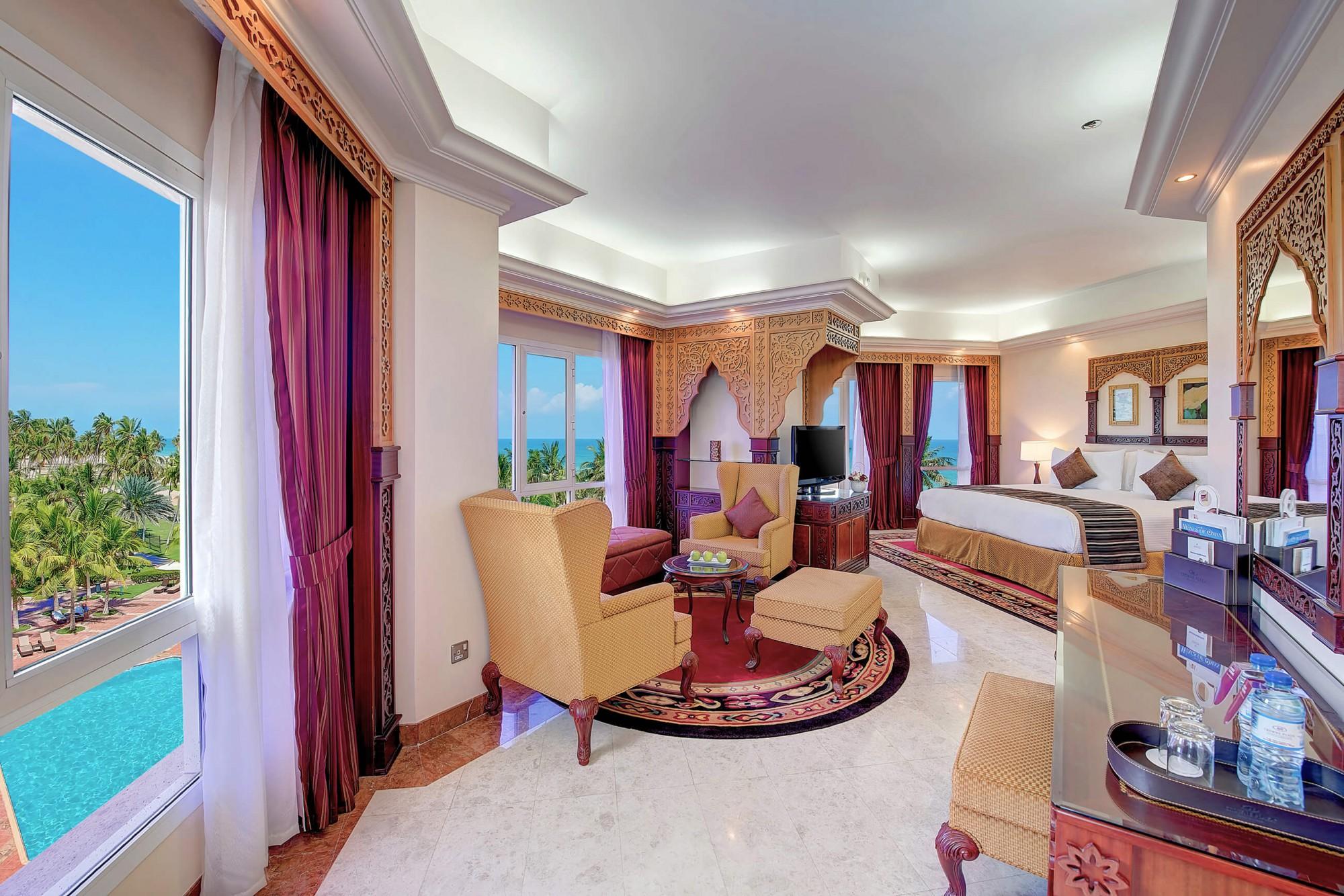 Pokud se chcete cítit jako sután, můžete si připlatit za suite pokoj