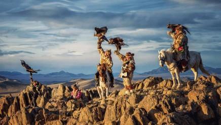 Mongolští Orlí lovci jsou poslední, kteří si ve skutečnosti udržují svou tradici