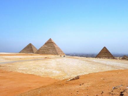 Zažijte kouzlo Egypta