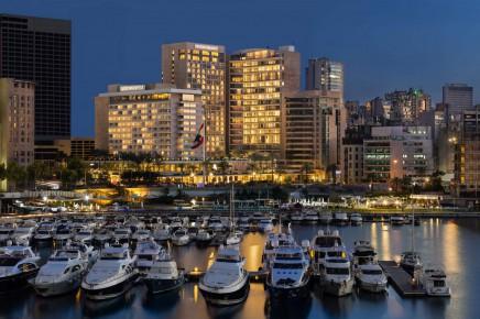 Využijte možnost luxusního ubytování v Intercontinental Phoenicia Beirut, hotelu, který je symbolem moderního Bejrútu. Výhled na zátoku Zaitunah. Moderní umění, historická budova, tradiční jídla.