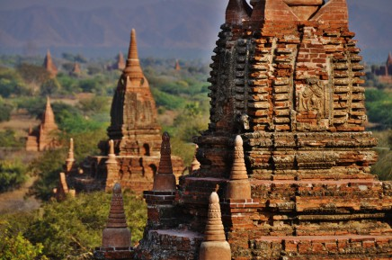 Tyto nádherné chrámy tu stojí tisíce let