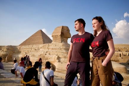 Egyptský SEN
