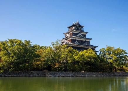 Podíváte se na Hirošimský hrad