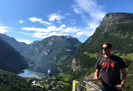 Uděláte si krásné fotografie norských fjordů