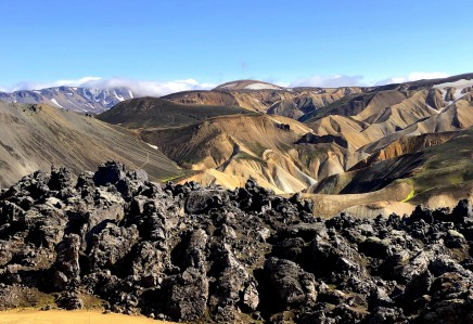 Nádhera Dúhových hor