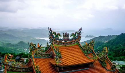 Jiufen – Zlaté město Taiwanu