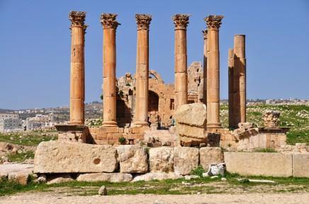 Pompeje Blízkého východu