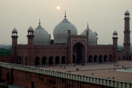 Lahore nabízí kromě neskutečné atmosféry i mnoho architektonických skvostů