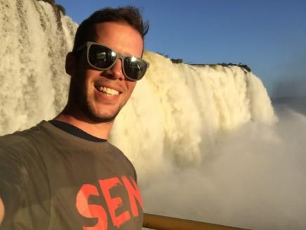Uděláte si krásné fotky s vodopády Iquazú