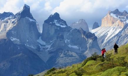 Čeká vás výstup na Torres del Paine