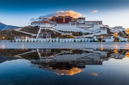 Úchvatná cesta z Pekingu do Lhasy