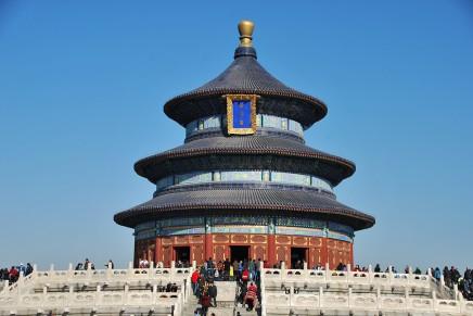 Prohlédneme si hlavní město Peking a jeho nejkrásnější památky