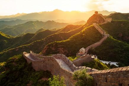 Dlouho očekávaná Čínská zeď je před námi